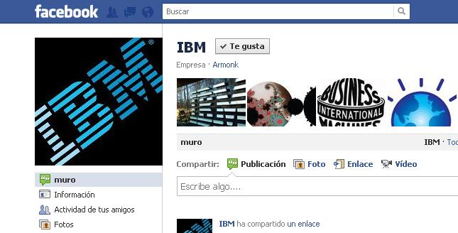 Facebook adquiere patentes de IBM
