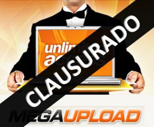 Megaupload-Cerrado