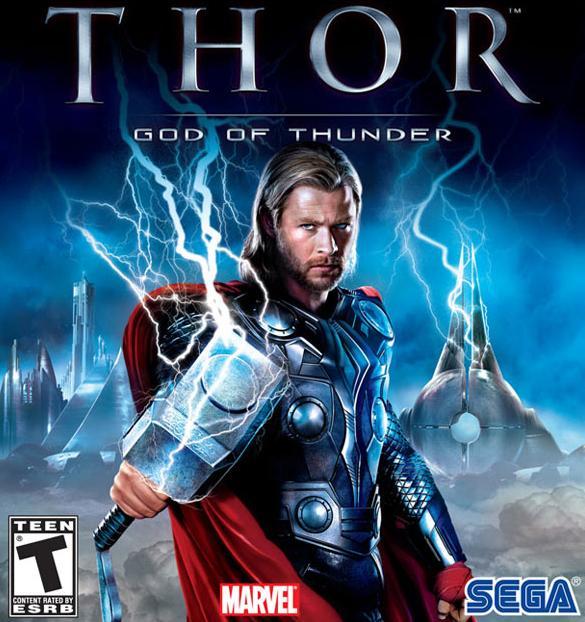 El videojuego de Thor. Foto elmulticine