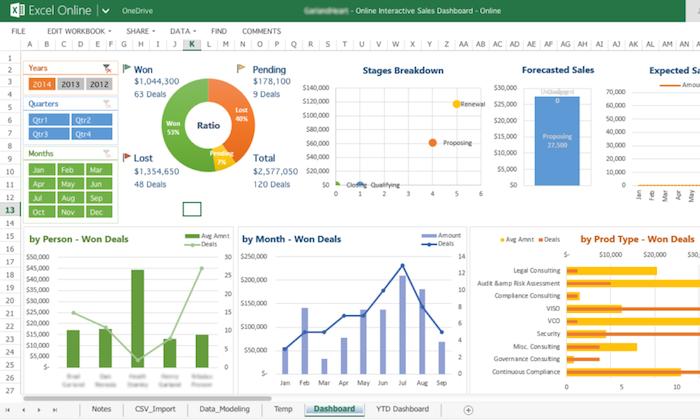 Cómo crear una base de datos en Excel