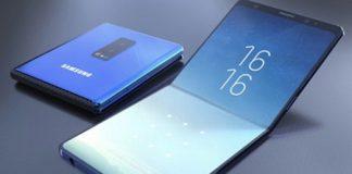 Los próximos celulares serán flexibles y plegables