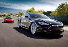 conducción automática de Tesla